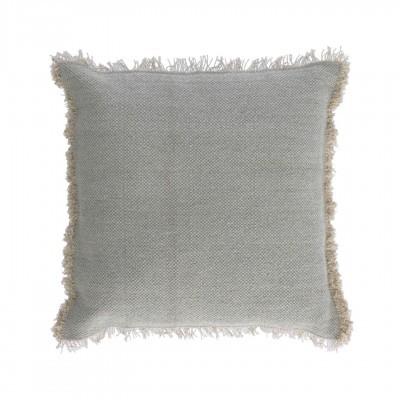 Capa de almofada Camil, cinza, 45x45