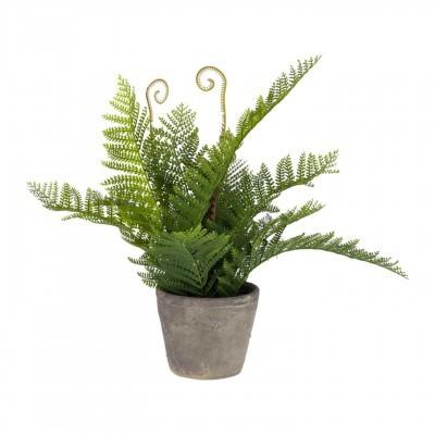 Planta artificial Filicopsida, 35cm