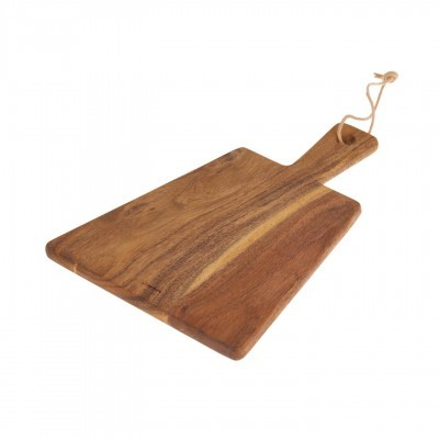 Tábua de cozinha Salim, madeira de acácia, 35x25