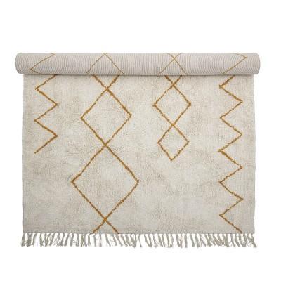 Tapete Berb, algodão, 200x140