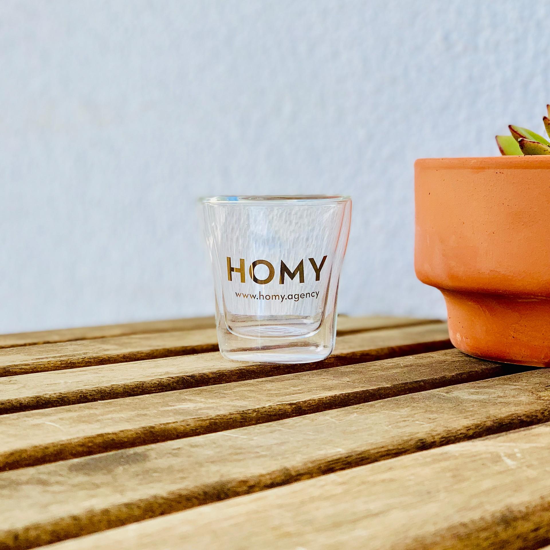 Pack chávena café Homy
