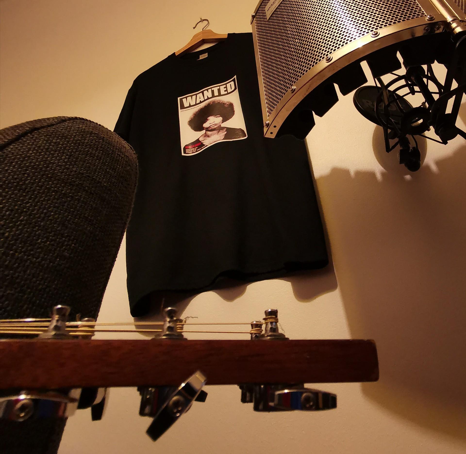 T-Shirt Angela Davis