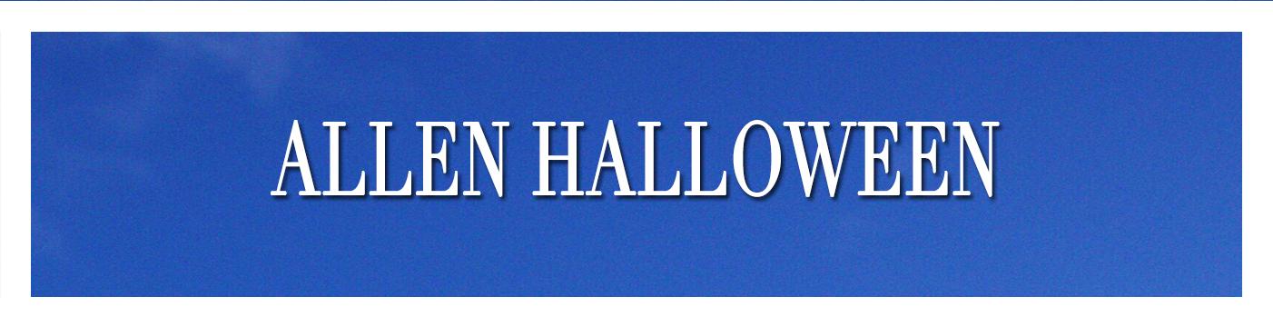 Allen Halloween
