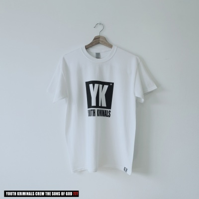 T-Shirt YK Branca