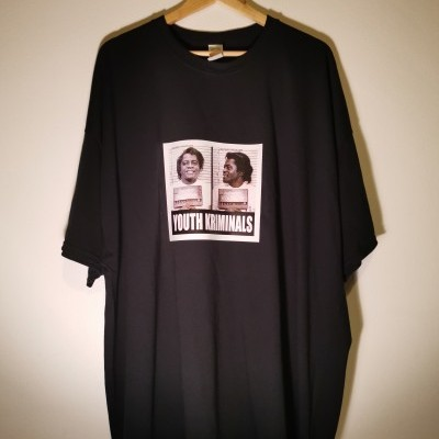 T-Shirt Youth Kriminals (James Brown)
