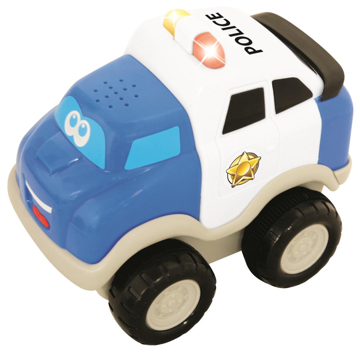 Meu primeiro carro de polícia Pull N 'Go