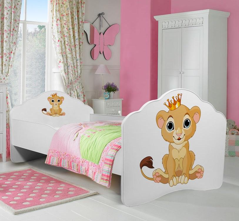 Cama de criança Simba 140x70cm