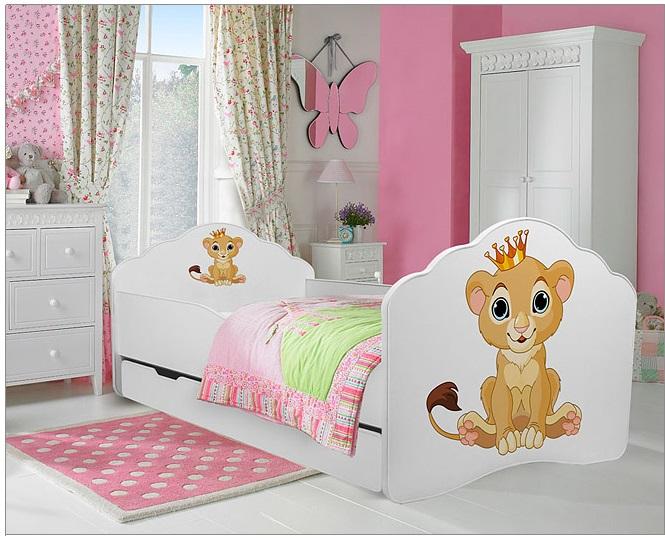 Cama de criança Simba