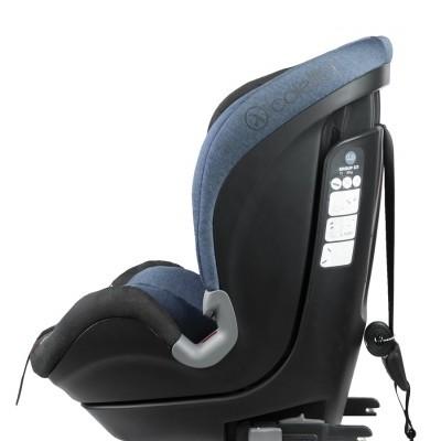 Cadeira auto Impero Isofix Navy