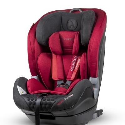 Cadeira auto Impero Isofix Red