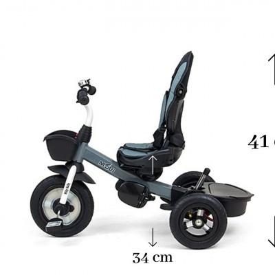Carrinho triciclo 5em1