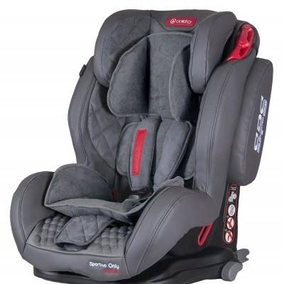 Cadeira auto Sportivo ONLY Isofix Grey 2