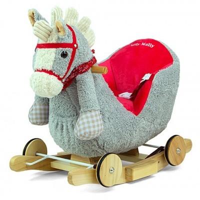 Cavalo de Balanço Polly 12m+