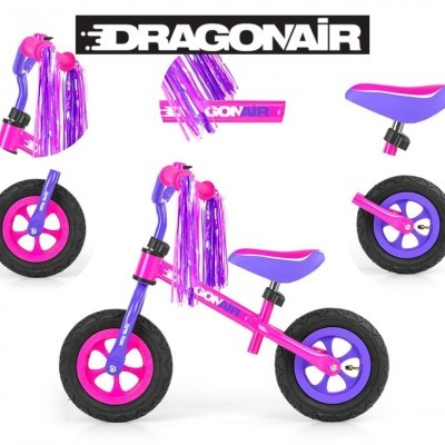 Bicicleta DRAGON AIR bike Varias cores