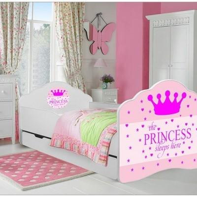 Cama de criança Princess
