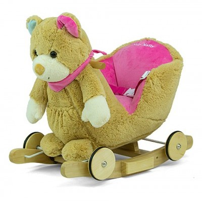 Balanço Urso Polly 12+