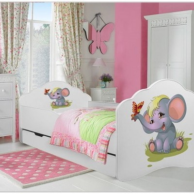 Cama de criança Dumbo