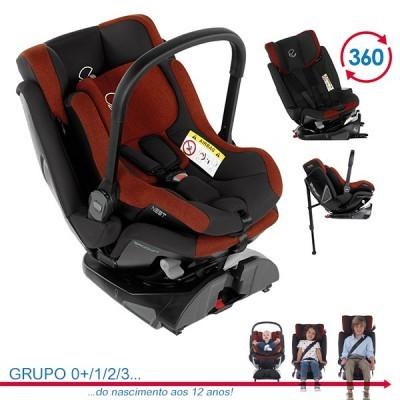Jané - Cadeira auto Groowy - Nomads '2020 0-12anos