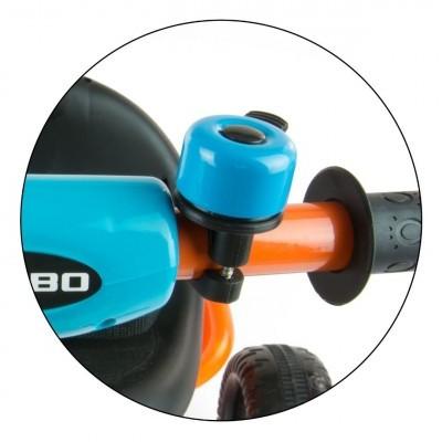 Triciclo Moto turbo Várias cores