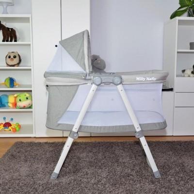 Mini Berço\cama portátil Jane Cradle várias cores