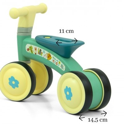 Triciclo Ride on Coco