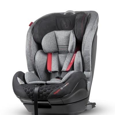 Cadeira auto Impero Isofix Grey