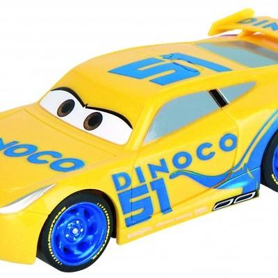Pista de corridas carrera cars 2.4m