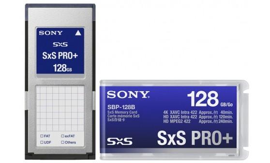 Sony Cartão de Memória SBP-128B