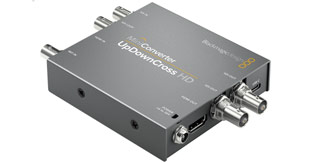 Blackmagic Mini Converter UpDownCross HD