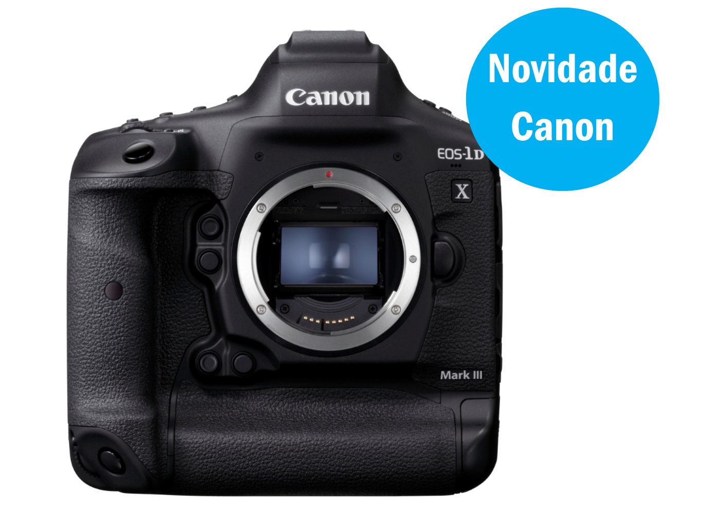 Canon EOS 1DX Mark III - Corpo