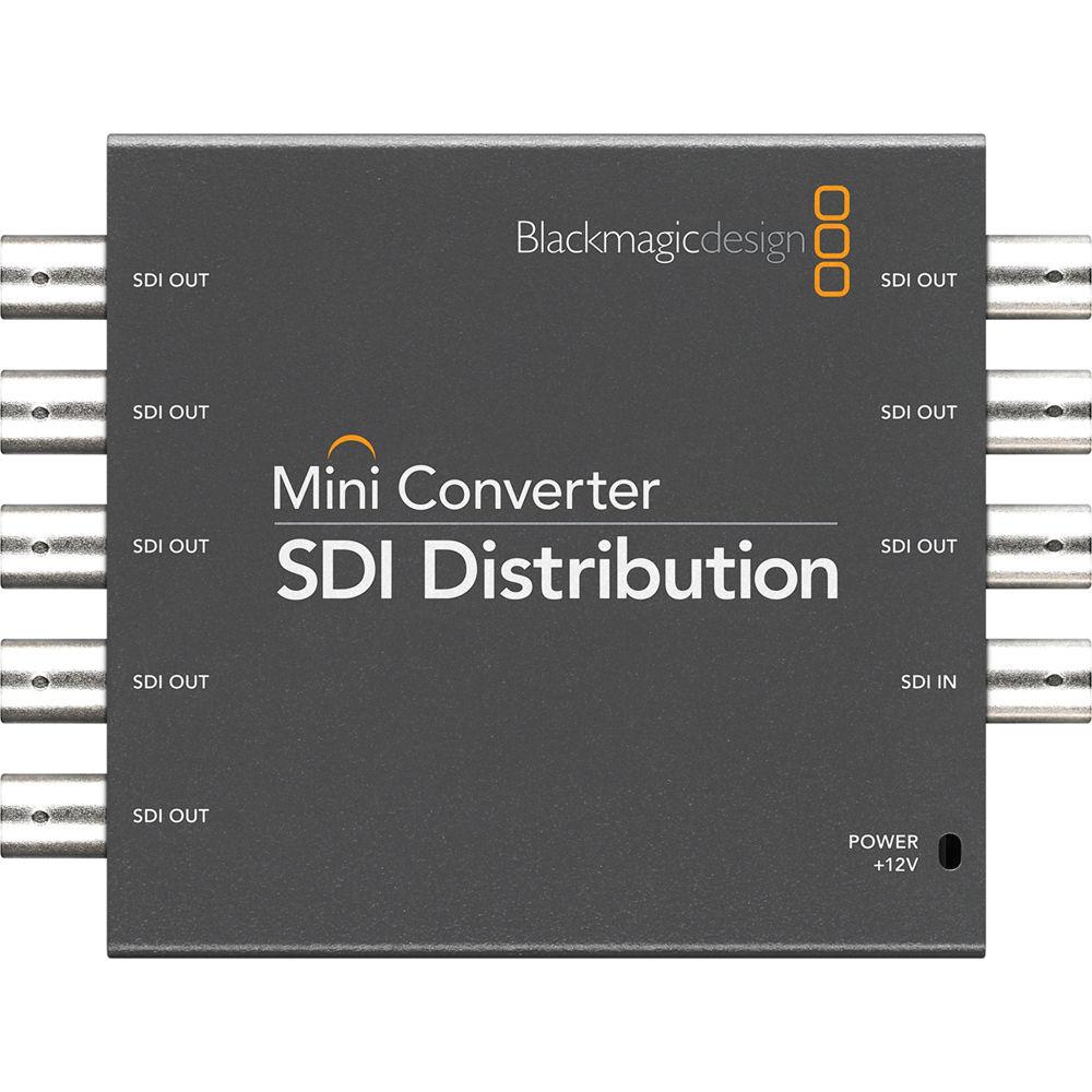 Blackmagic Mini Converter - SDI Distribution