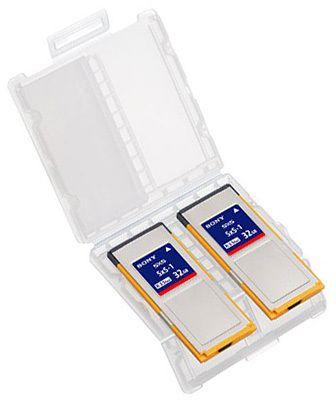 Sony Pack de 2 Cartões SBS-32G1B SxS de 32Gb