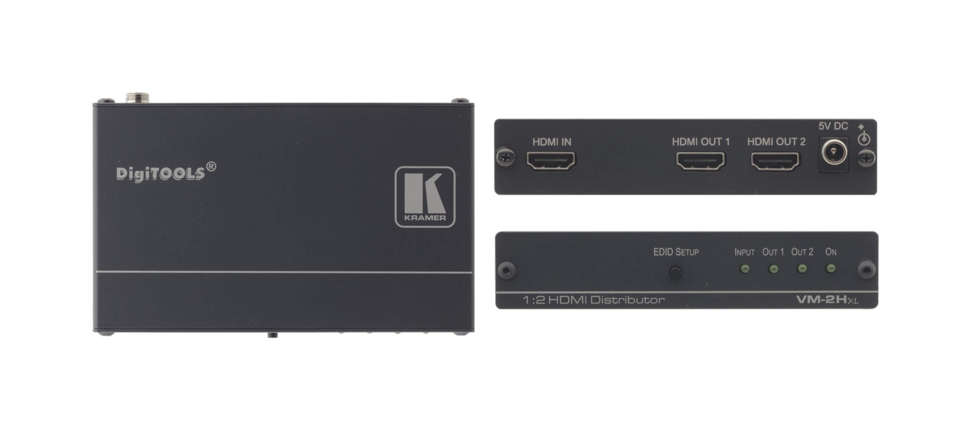 Kramer 1:2 HDMI Distribution Amplifier - VM-2HXL