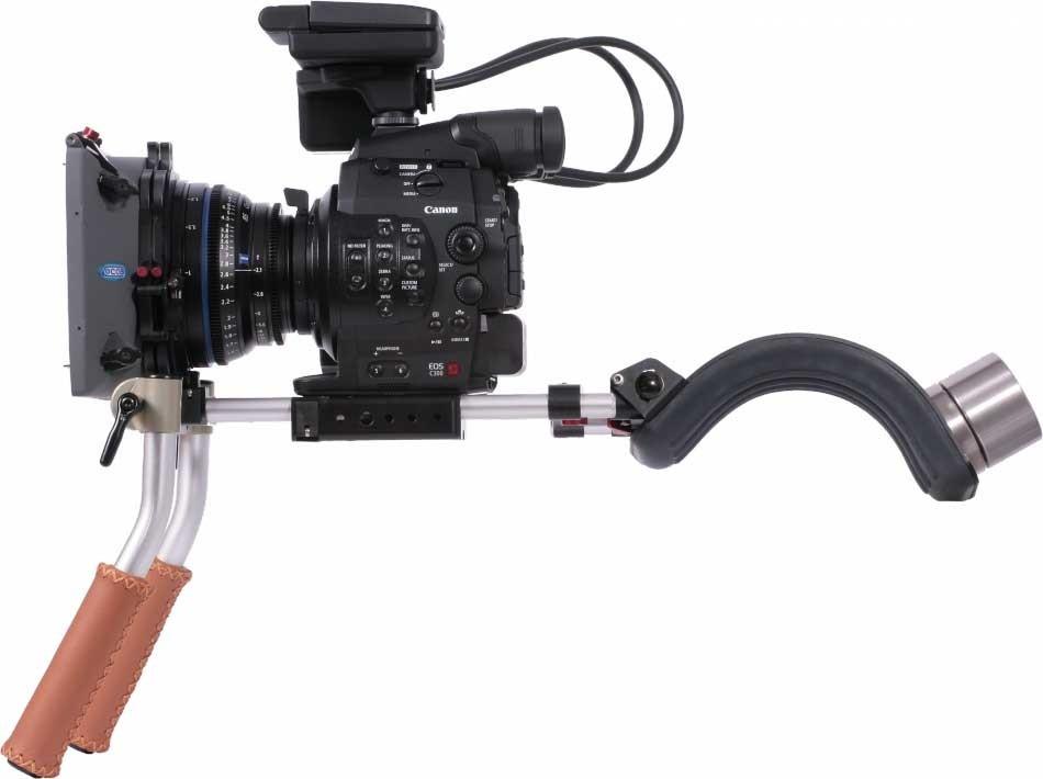 Vocas Handheld Kit para Canon EOS C300