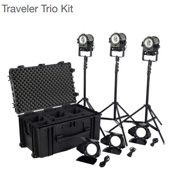 Litepanels Sola 4+ Traveler Kit