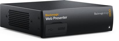 Blackmagic Web Presenter