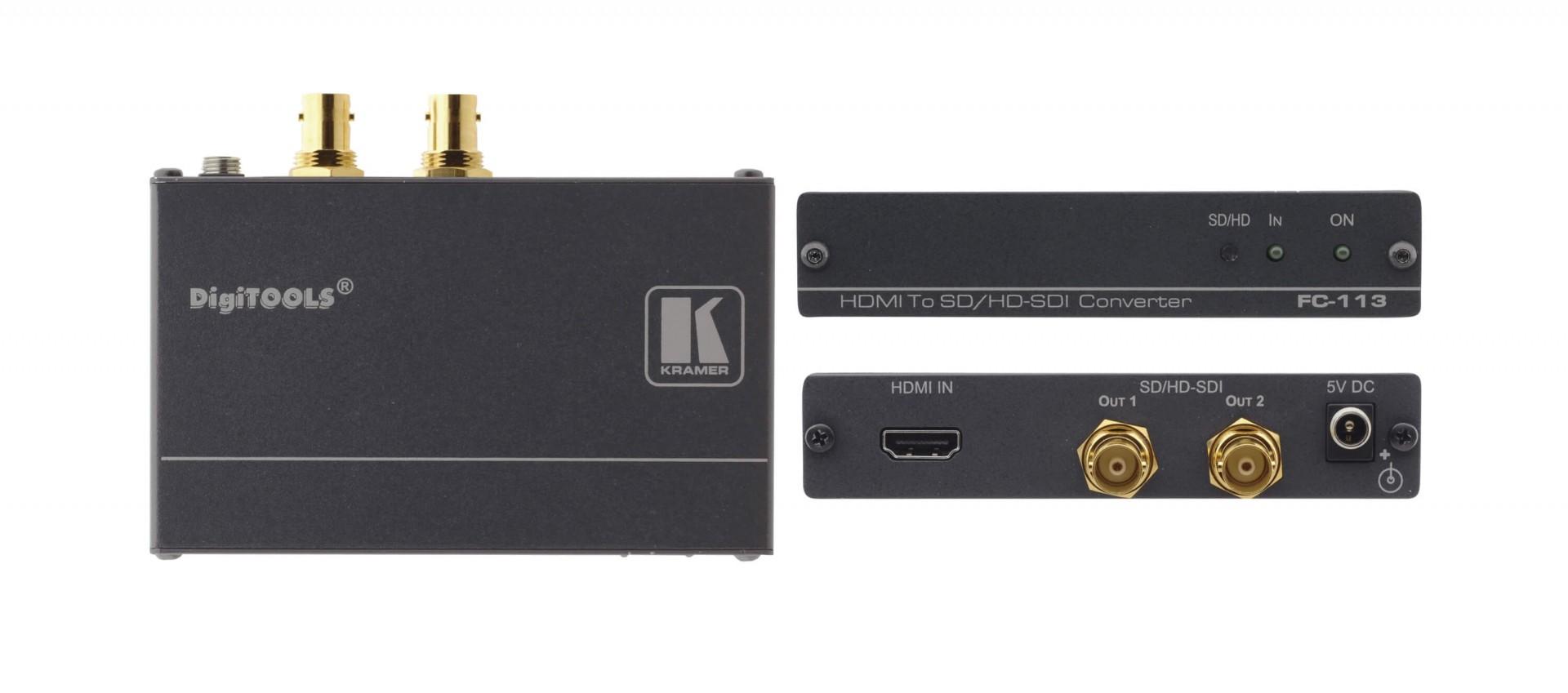 Kramer FC-113 HDMI to 3G HD–SDI Format Converter