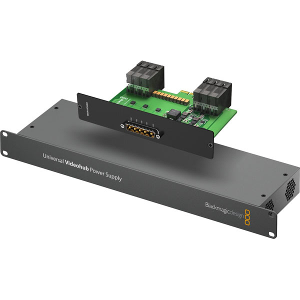 Blackmagic Universal Videohub Power Supply