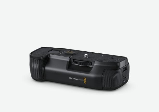 Blackmagic Pocket Camera Battery Grip PRO