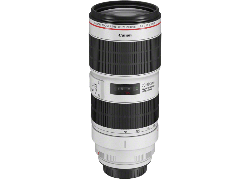 Canon EF 70-200 2.8L IS III USM