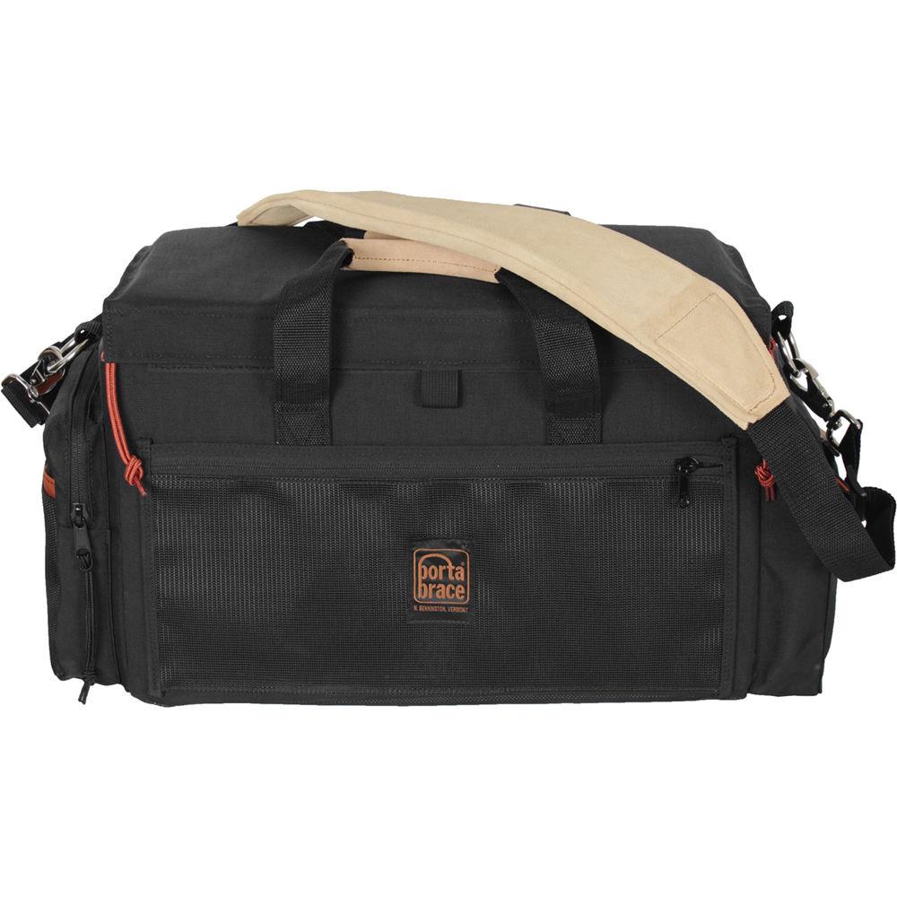 Porta Brace DVO-C200 Saco de Transporte Organizador, para Canon EOS C200, Preto