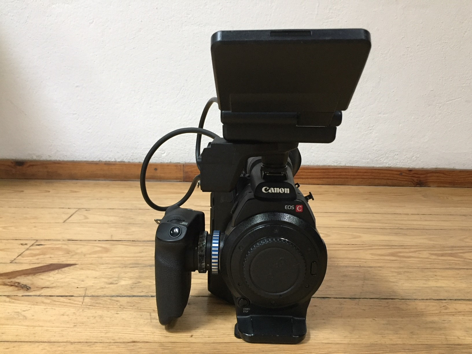 Canon EOS C300 EF - Unidade de Demo (Março 2012)