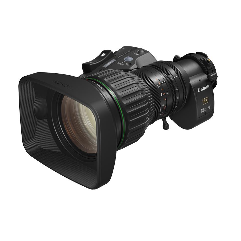 Canon CJ18ex7.6B IASE-S