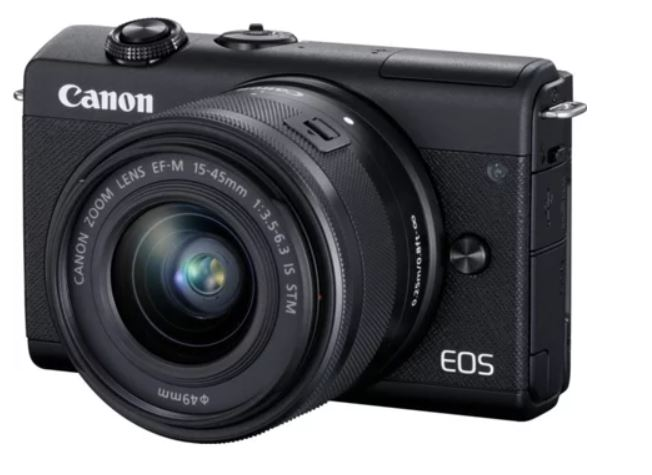 EOS M200 BK M15-45 S