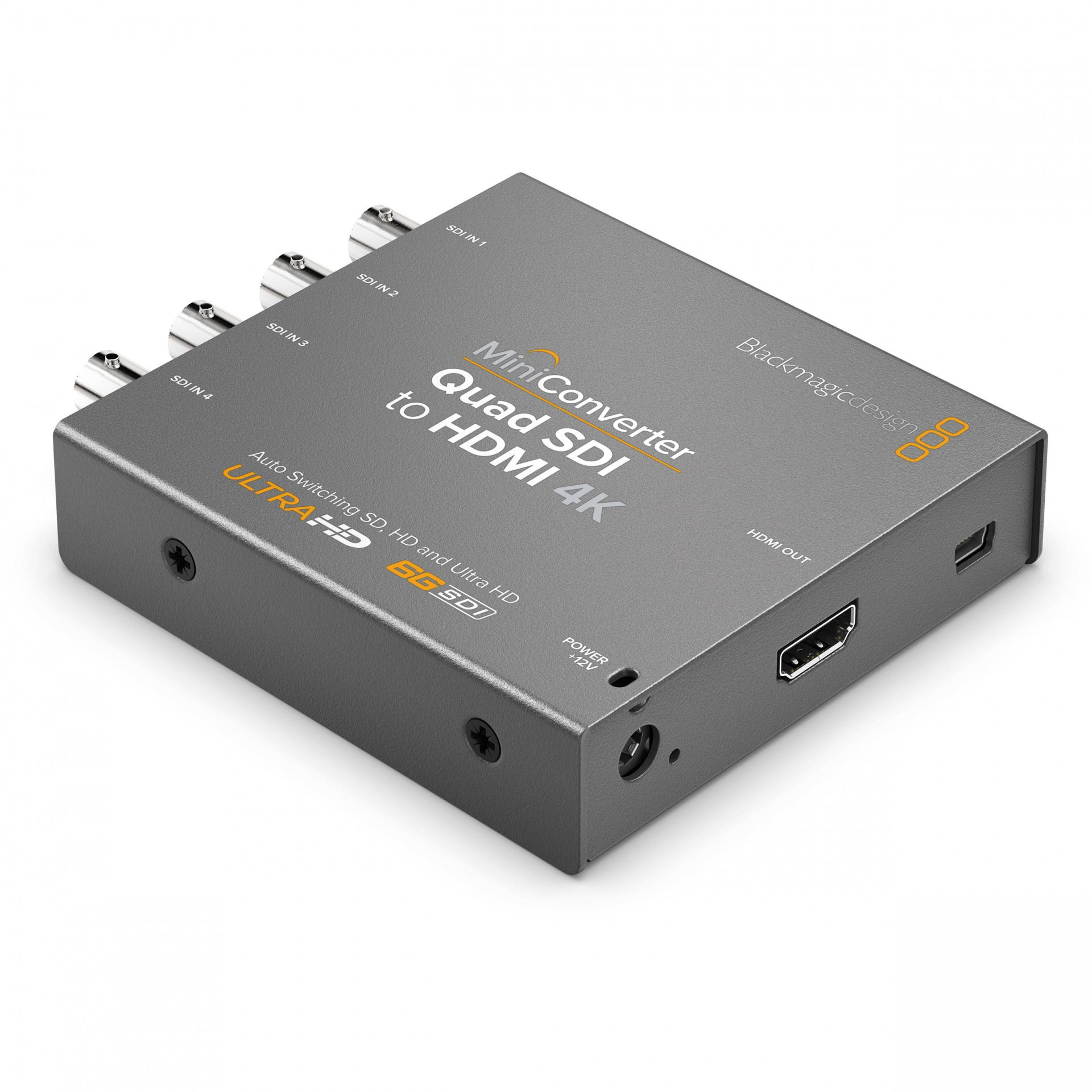 Blackmagic Mini Converter - Quad SDI to HDMI 4K 2