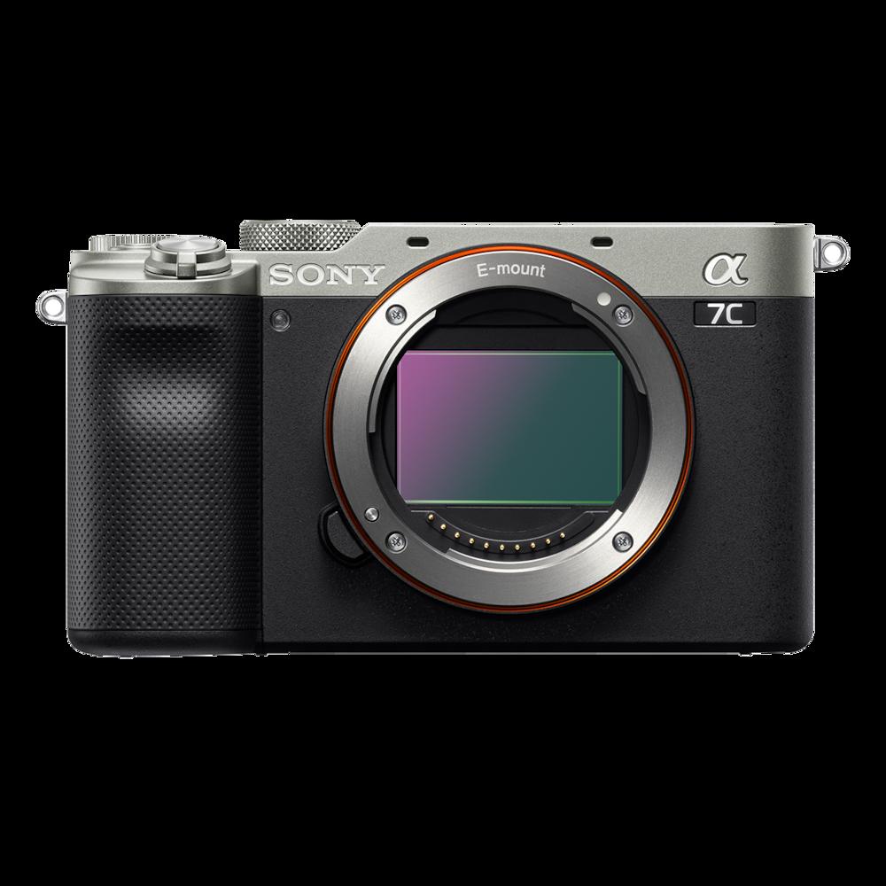 Sony α7C Full-frame compacta, Mirrorless - Corpo
