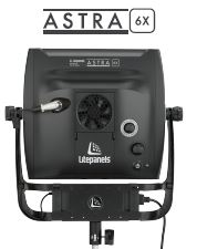 Litepanels Astra 6X  Traveler Duo Gold Mount Kit