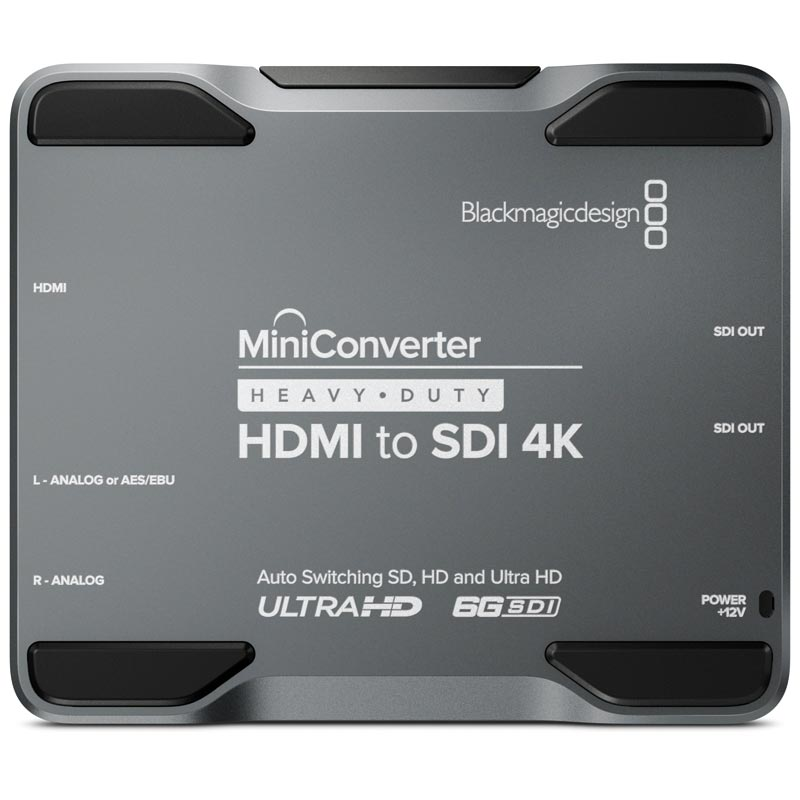 Blackmagic Mini Converter H/Duty - HDMI to SDI 4K