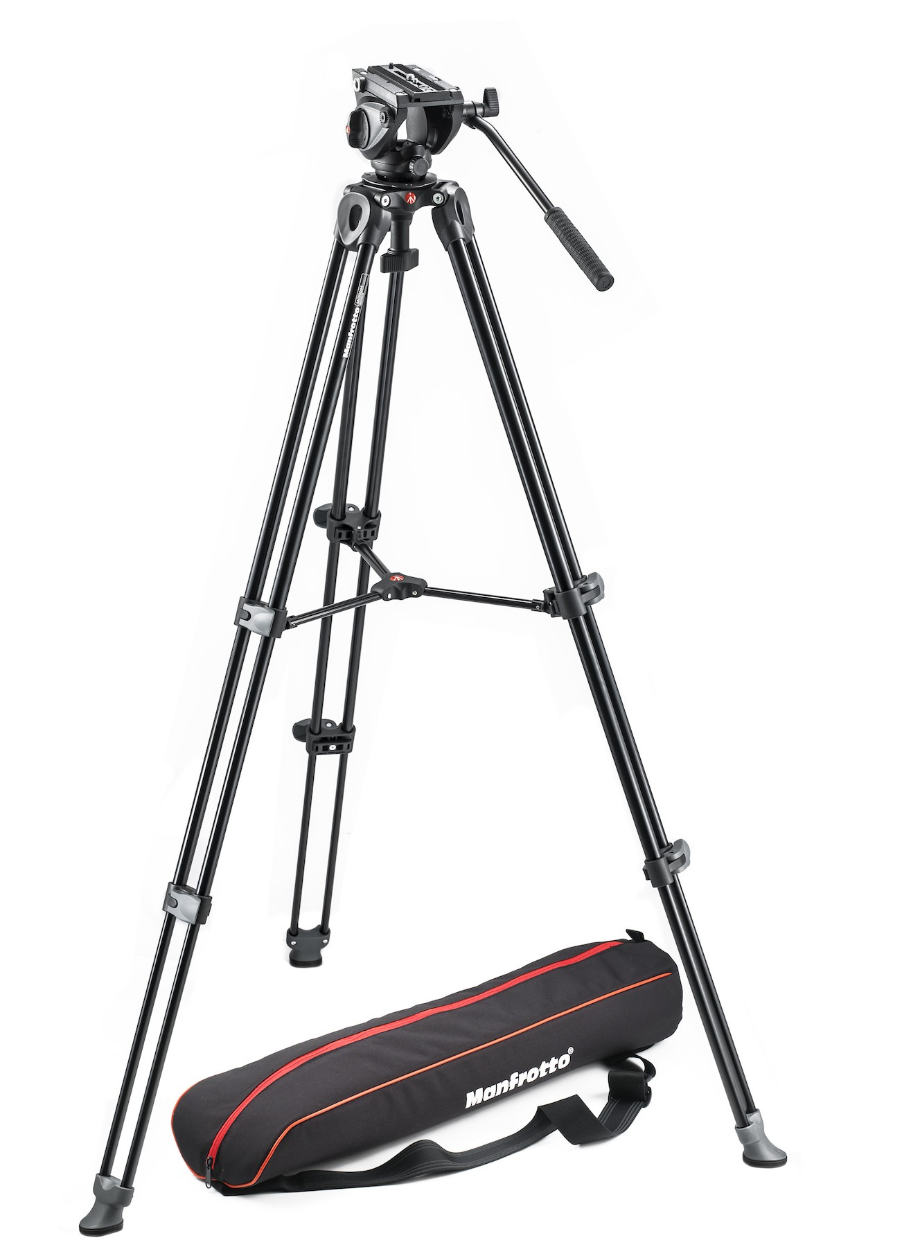 Manfrotto Tripé Video MVK500AM