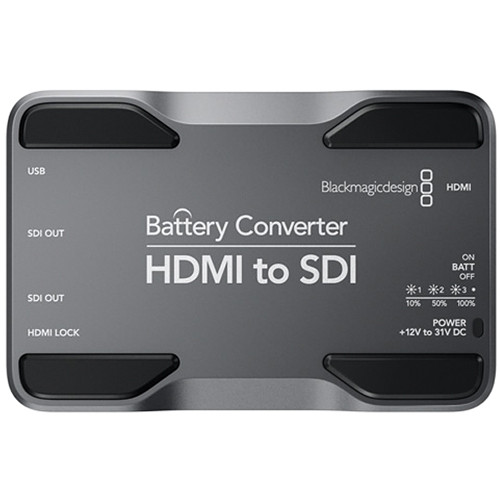 BlackMagic Battery Converter HDMI to SDI